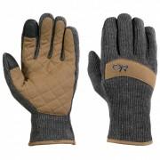 Outdoor Research Exit Sensor Gloves Guanti (XS, nero/marrone)