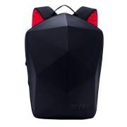 """Mochila para laptop 15.6"""" Gamer Yeyian YMS-23801 negro/rojo shell"""