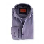 Suitable Overhemd Cutaway Oxford Indigo 122-4