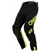 Oneal Mayhem Hexx Motocross Pants Yellow 36