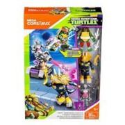 Set De Jucarii Mega Construx Nickelodeon Teenage Mutant Ninja Turtles Raph Dimension X Battle
