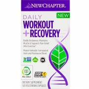 New Chapter Daily Workout + Recovery, 60 db