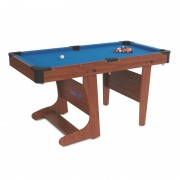 BCE 6ft Clifton FOLDING Pool Table PT206D + Free Gift!