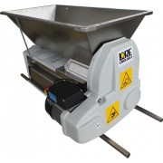 Zdrobitor desciorchinator din inox cu motor Lore Enologia model LGCSR5