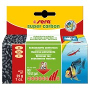 Material filtrant - SERA - Super Carbon 29 gr