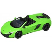 Mc Laren 650 S Spider Green 1/24 Motormax 79326