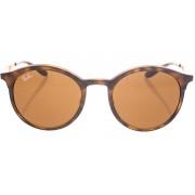 Óculos de Sol Ray-Ban Blaze Quadrado 3588 Cinza degradê com Preto 55
