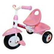 KETTLER kiddi Fold 'n Ride Triciclo con Asiento Ajustable: ladybuggy, jóvenes a Partir de 1.5 +