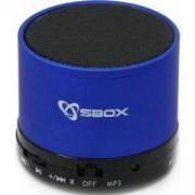 Bluetooth колонка SBOX BT-160, Синя, PSB00109