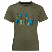 Jack Wolfskin Brand T Boys