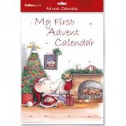 adventskalender A4+ met envelop - my first advent calender
