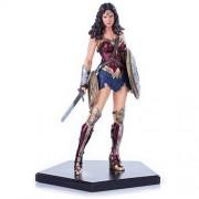 Ironstudios Batman v Superman: Dawn of Justice Wonder Woman Statue by Iron Studios