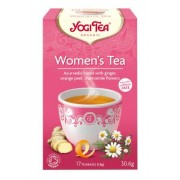 Yogi Tea - Women's Tea, ekologisk (17 tépåsar)