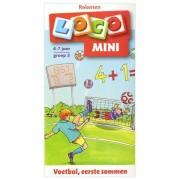 Lobbes Mini Loco - Voetbal, eerste sommen (6-7)