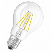 LED lamp filament 470 lumen E27 fitting 4W Ledvance Osram 2700K warm wit