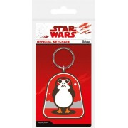 Pyramid Star Wars - Porg Rubber Keychain