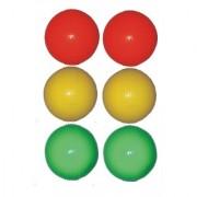 Ceela Sports Wind/Hollow Ball Pack of 6