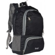 BAGS N PACKS Smart Casual Fold-able Day-pack Backpack Black Clr 15 L Backpack(Black)