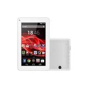 Tablet Multilaser ML Supra 8GB Wi-Fi Tela 7 Android 4.4 Quad Core - Branco