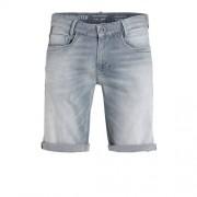 PME Legend regular fit jeans short grijs