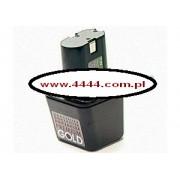Bateria Bosch 2607300001 3000mAh NiMH 7.2V