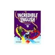 Livro - Incredible English - Level 5 Class Book