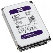 "Western Digital ""Disco Rígido Western Digital Purple 8TB 3.5´ 128MB Cache (WD80PUZX)"""