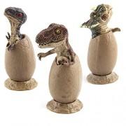 Pack of 3 Dinosaur eggs/dinosaur cubs/hatching dinosaurs Dinosaur toys