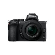 Nikon Z50 Aparat Foto Mirrorless 21MP Kit cu Obiectiv Nikkor Z DX 16 50mm f3.5 6.3 VR