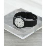 CASIO/MQ-24-7B2LLJF【ナノ・ユニバース/nano・universe レディス 腕時計 ホワイト ルミネ LUMINE】