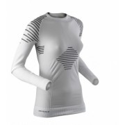 X-BIONIC - tričko T LADY INVENT UW SHIRT white/black Velikost: S
