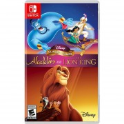 Disney Classic Games Aladdin and The Lion King - Nintendo Switch