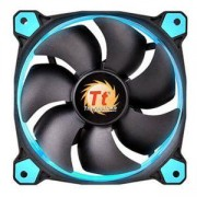 Вентилатор Thermaltake Riing 120x120x25 12v, 1500 RPM, LED BLUE, THER-FAN-F038-BU