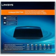 Router Linksys Ea2700 Wi-fi N600 Doble Banda 2.4ghz Y 5ghz