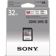 Sony M 32 GB SD Card Class 10 260 MB/s Memory Card