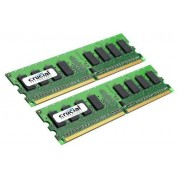 Crucial - DDR3L - 4 Go : 2 x 2 Go - SO DIMM 204 broches - 1600 MHz / PC3-12800 - CL11 - 1.35 V - mémoire sans tampon - non ECC