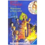 Detectivii timpului 13 Montezuma si furia zeilor - Fabian Lenk