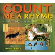 Count Me a Rhyme: Animal Poems by the Numbers, Paperback