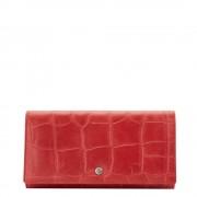 Castelijn & Beerens Cocco RFID Dames Portemonnee rood Dames portemonnee