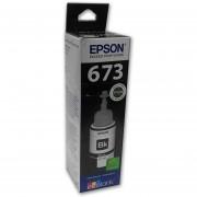 Botella Tinta Epson 673 Negro T673120 C13t67312a Original