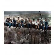 Puzzle 1500 Almuerzo De Nueva York - Educa Borras