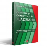 Caracter si competenta in LEADERSHIP