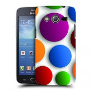 Husa Samsung Galaxy Core 4G LTE G386F Silicon Gel Tpu Model Buline Colorate