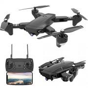 RONSHIN HDRC H36 Drone Plegable HD Cámara Gran Angular Antena WiFi Control Remoto de Altura Fija Drone de avión