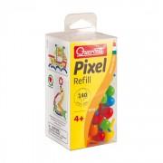Quercetti 02514 pixel refill 140 chiodini dal diametro 15 mm ricarica