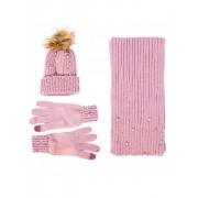 EFERRI Pack gorro, bufanda y guantes Nadul de EFERRI