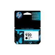 Cartucho HP 920 preto 10ml CD971AL HP