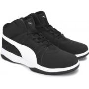Puma Rebound Street Evo SL IDP Sneakers For Men(Black)