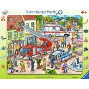 Puzzle Ravensburger - Salvarea Animalelor, 24 piese (06581)