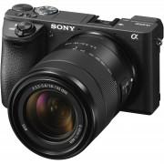 Sony Alpha a6500 18-135 f/3.5-5.6 OSS KIT Black Mirrorless Digital Camera crni bezrcalni digitalni fotoaparat i allround objektiv SEL18135 18-135mm F3.5-5.6 ILCE-6500MB ILCE6500MB ILCE6500MB.CEC ILCE6500MB.CEC